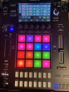 DJ Sampler Pioneer DJS-1000
